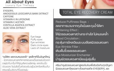 Total Eye Recovery Cream RM-012
