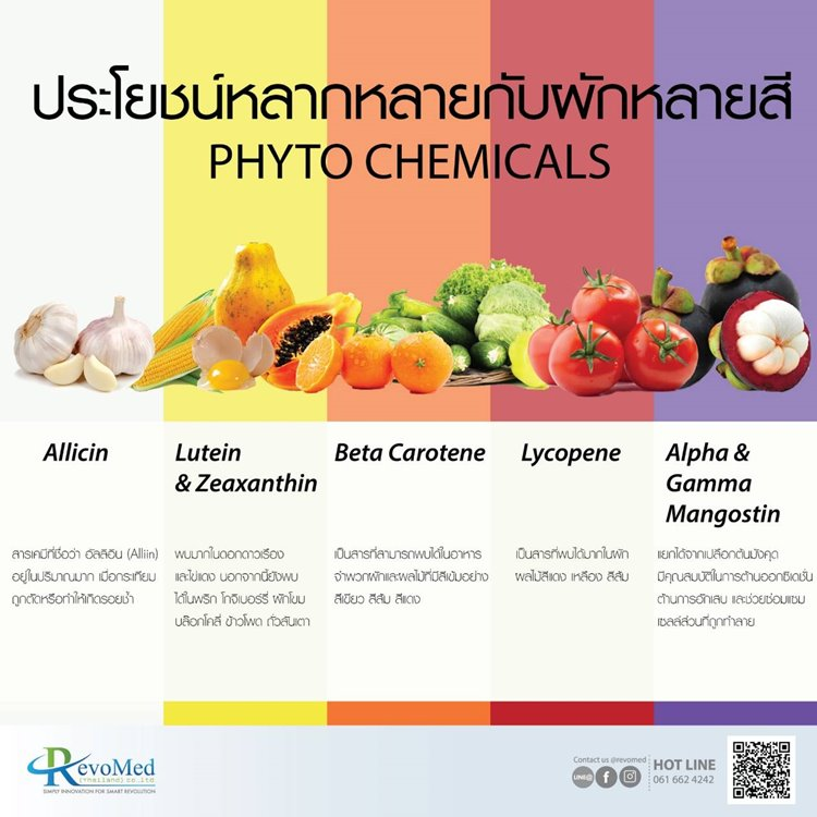 Phyto Chemicals