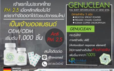 Guneclean – Full Body Detoxification at Gene Level