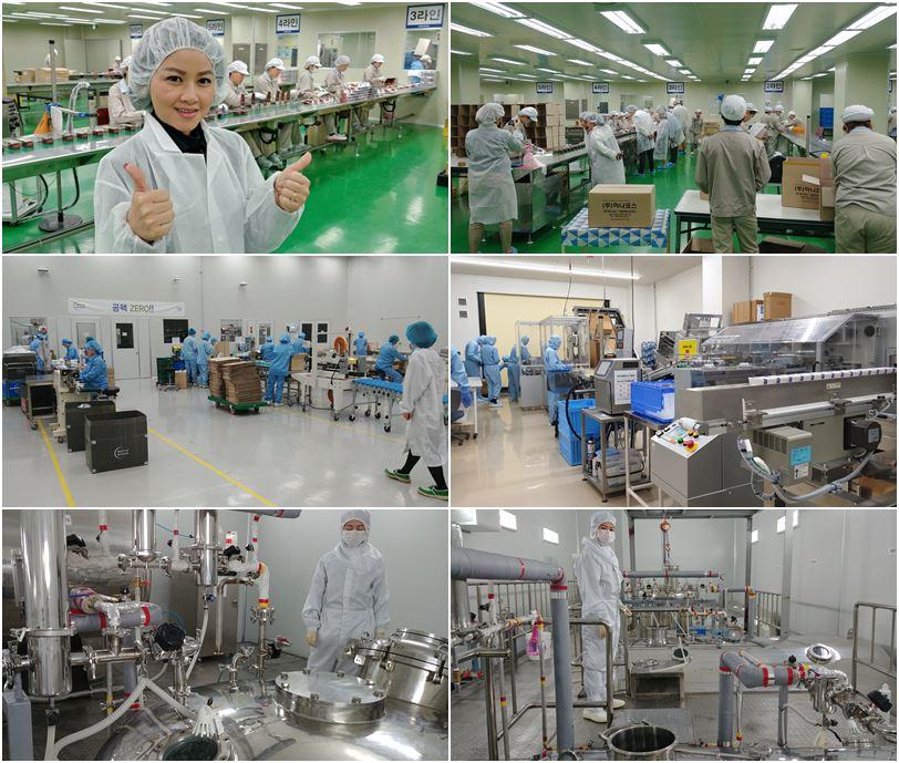 โรงงานผลิตเครื่องสำอางจากญี่ปุ่น เกาหลี factory all international